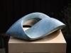 24J Beelden Jan van der Laan- Serpentijn opaal- 2009- Enkele lus