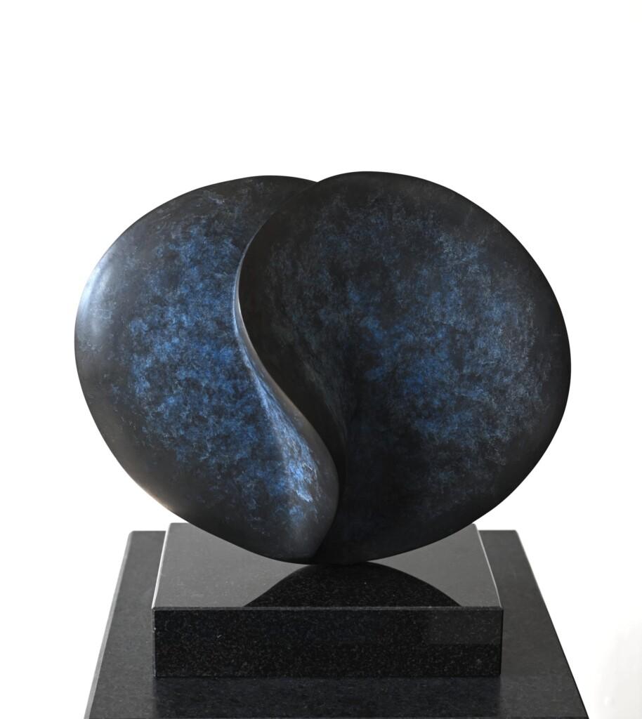 Eclipse, sculpture by Jan van der Laan